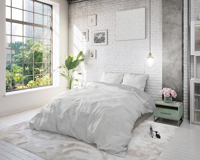 Dreamhouse Walli White