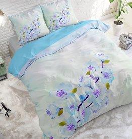 Sleeptime Sweet Flowers Blue OP = OP