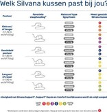 Silvana® Support Hoofdkussen