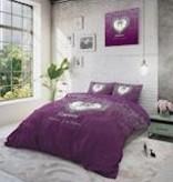 Sleeptime Romance Heart Purple