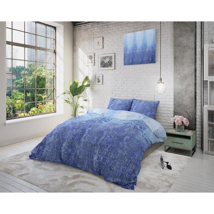Sleeptime Kaza Blue
