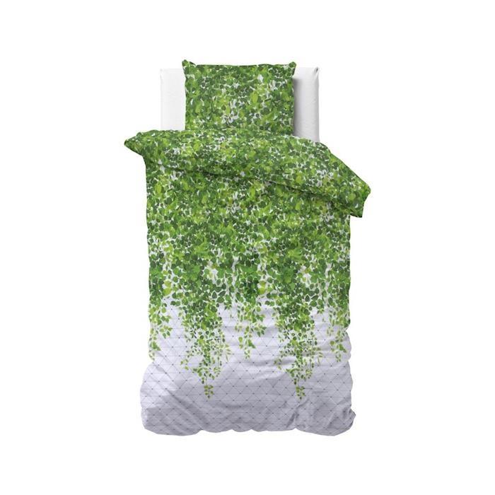 Sleeptime Botanic Wave Green