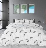 Sleeptime FL Vintage Feathers White
