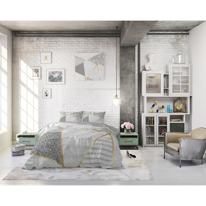 Dreamhouse Graphic White
