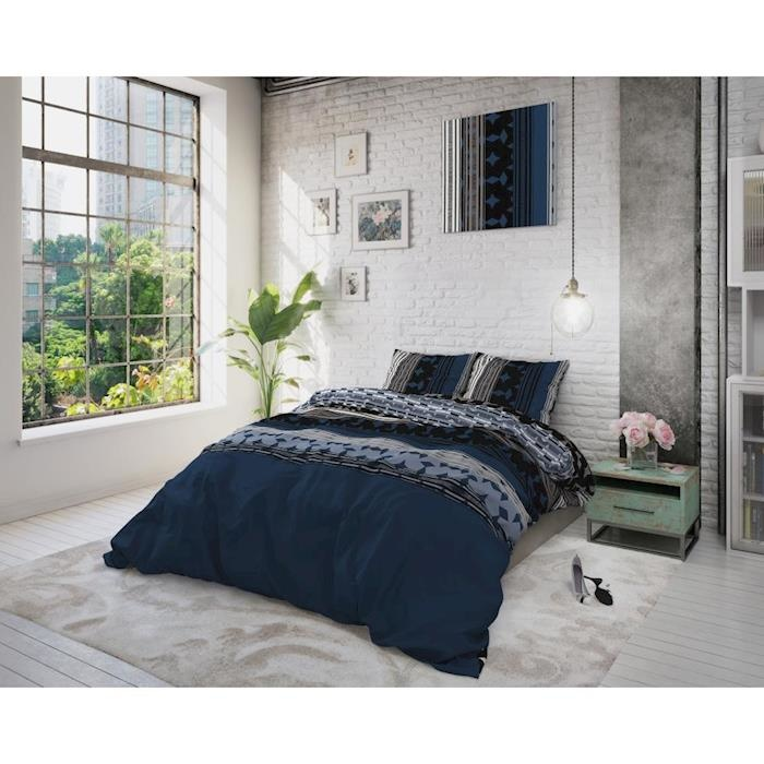 Sleeptime Scanda Navy
