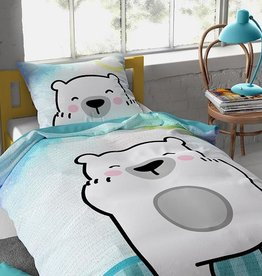 Dreamhouse Cuddle Bear Blue