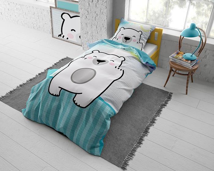 Dreamhouse Cuddle Bear Blue