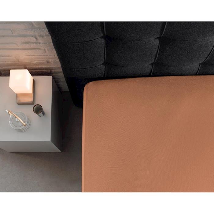 Dreamhouse Hoeslaken Dubbel Jersey Pastel Orange