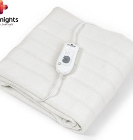 Swiss Nights Electric Blanket White