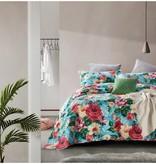 Dreamhouse Bedspread Brenda Turquoise