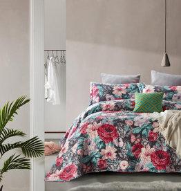 Dreamhouse Bedspread Brenda Anthracite