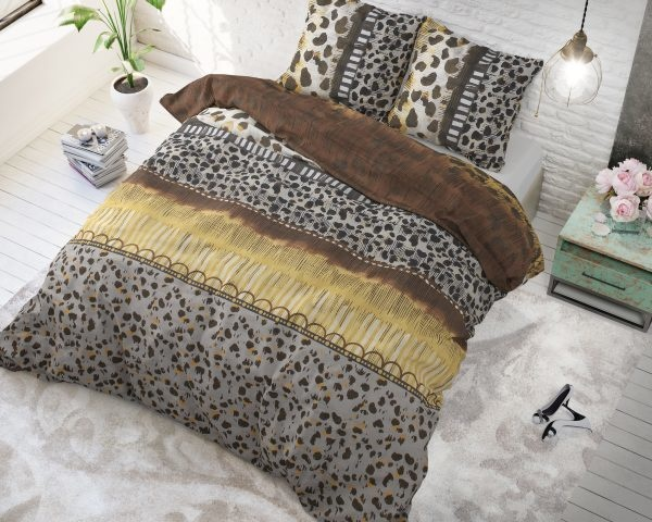 Dreamhouse Trendy Panther Taupe