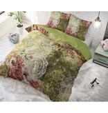 Dreamhouse Green Flower Art Green