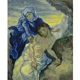 Pietà (after Delacroix)