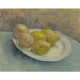 Dish with Citrus Fruit
