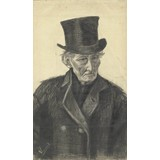 Old Man with a Top Hat