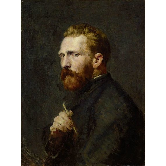 Vincent van Gogh - Book / Magazine / Flyer