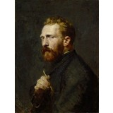 Vincent van Gogh - Card / A4 reproduction