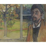 Self-Portrait - Card / A4 reproduction