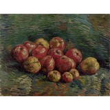 Apples - Card / A4 reproduction