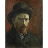 Self-Portrait with Felt Hat - Multimedia / Film / Video