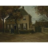 The Vicarage at Nuenen - Card / A4 reproduction