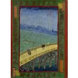 Bridge in the Rain (after Hiroshige) - Multimedia / Film / Video