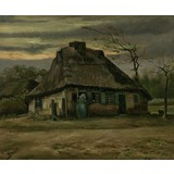 The Cottage - Card / A4 reproduction