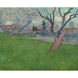Orchards in Blossom, View of Arles - Multimedia / Film / Video