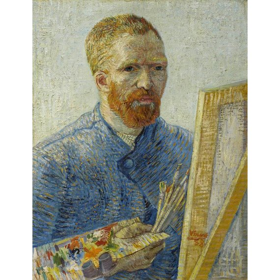 Self-Portrait as a Painter - Book / Magazines / Flyer