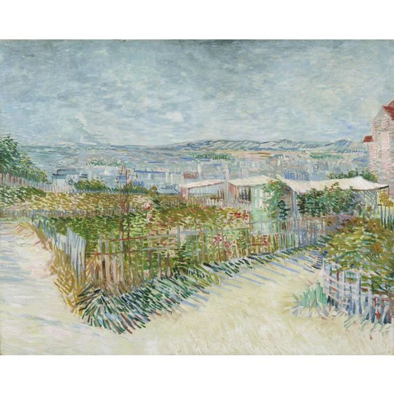 Montmartre: Behind the Moulin de la Galette - Multimedia / Film / Video