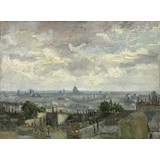 View of Paris - Book / Magazine / Flyer