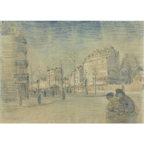 The Boulevard de Clichy - Multimedia / Film / Video