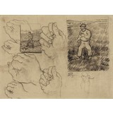 Studies of a Sower and of a Hand - Multimedia / Film / Video