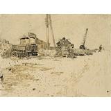 Railway Storage Yard
