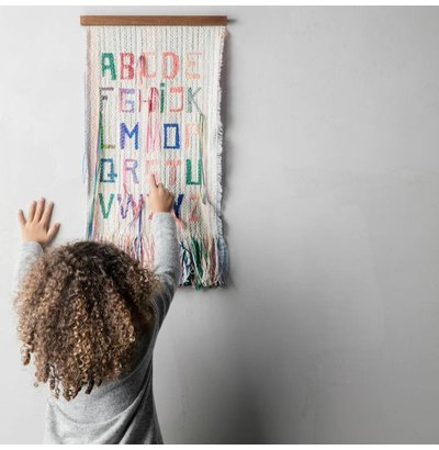 Children's posters and wall hangings