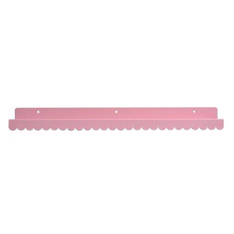 Eina Design Children's wallboard light pink metal 50x9cm