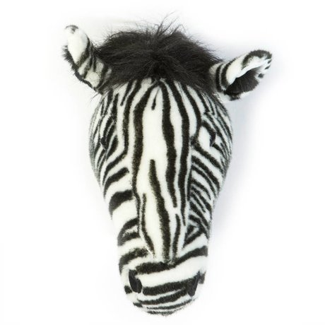 Wild & Soft Animal zebra Daniel monochrome 34x19x30