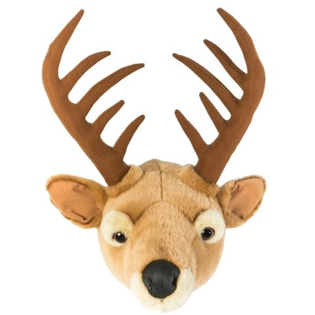 Wild & Soft Animal deer Billy Brown 30x39x41