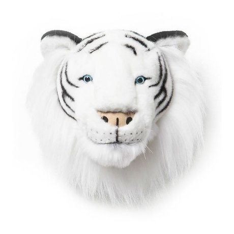 Wild & Soft Animal white tiger Albert 25x30x30
