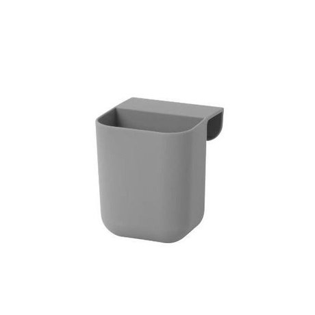 Ferm Living kids Child Pointing Mountain Bowl Little Architect gray silicone S 8x8,5x10cm
