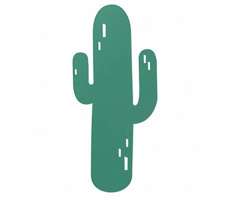 Ferm Living kids Wall lamp Cactus green oak 21x47cm