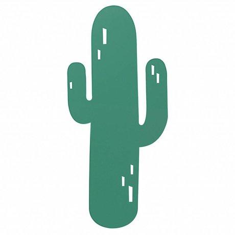 Ferm Living kids Wandlamp Cactus groen eikenhout 21x47cm