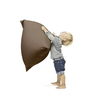 Beanbags and children's poufs