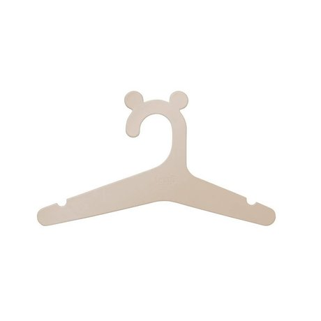 Ferm Living kids Clothing hanger kids dusty pink cardboard set of 5 30x16,4cm