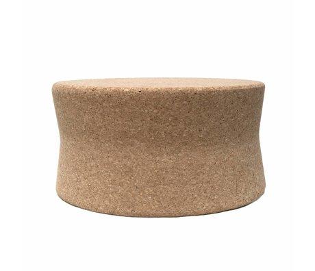 OYOY Stool pouf cork trisse cork 40x20cm