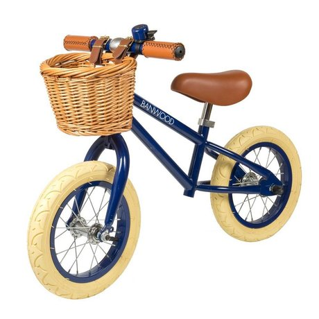 Banwood Balance bike First Go navy blue 65x20x41cm