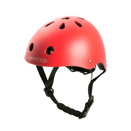 Banwood Child's helmet red 24x21x17.5 cm