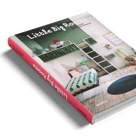 LEF collections Inspiratieboek Little Big Rooms kinderkamers