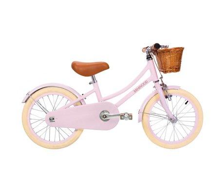 Banwood Kinderfiets Classic roze 99,5x23,5x56cm
